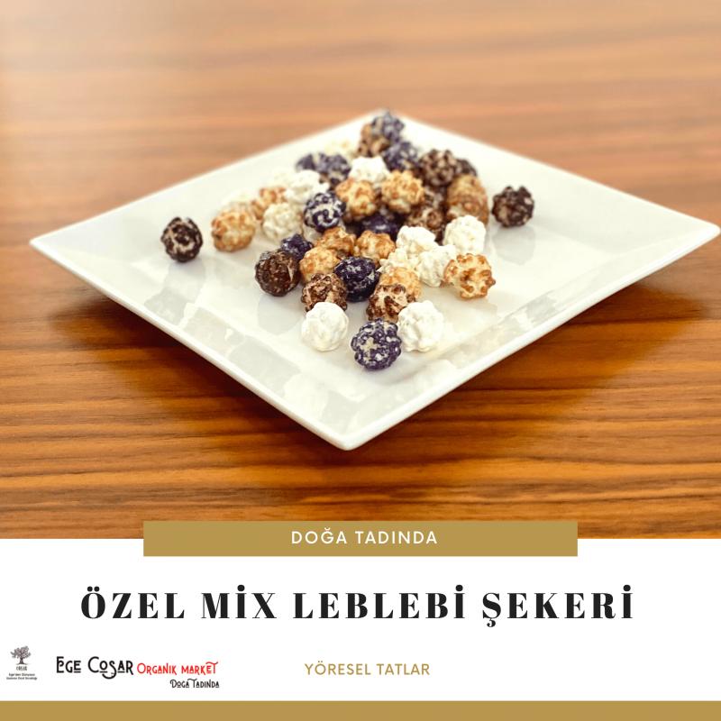ÖZEL KARIŞIM LEBLEBİ ŞEKERİ 500 GR