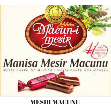 MANİSA MESİR MACUNU İKRAMLIK- SPECİAL 195 GR