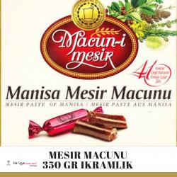 MANİSA MESİR MACUNU İKRAMLIK- SPECİAL 350 GR